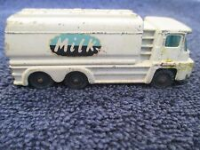 "Vintage Husky Dairy Tanker Milk Guy Warrior Truck 2.75"" Die Cast Scale Model"