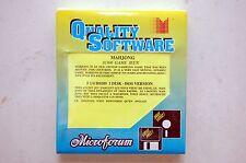 Originally sealed old vintage PC game - Mahjong Microforum