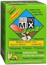 Emergen-C Electro Mix Packets Lemon-Lime Flavor 30 Each