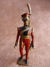Ancienne figurine Vertunni - Lancier rouge - Premier empire