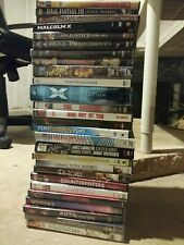 Dvd Collection Lot of over 200 Titles, Tv Series, Box Sets, Godfather Star Wars