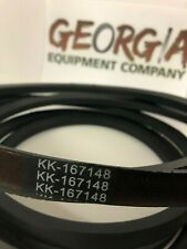 King Kutter 167148 Belt For 72 Finishing Mower 6 Foot Rfm 72 Countyline