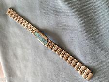 "Seiko Vintage Ladies Stainless Steel Bracelet 10mm ""New old Stock"""