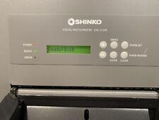 Shinko Chc-S1245-5 Digital Photo Printer