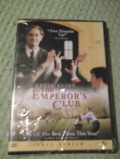 The Emperor's Club 2003 DVD drama Kevin Kine