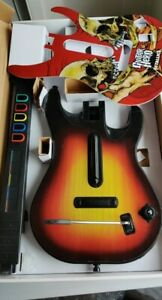 Guitar Hero Metallica guitar playstation 3 PS3 Aerosmith   No Game or Dongle