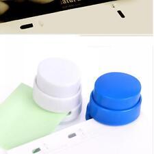 Environmental Paper Stapless Home Mini Binding Binder Needle-free Stapler