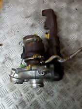 VAUXHALL COMBO Turbocharger Mk3 (D) 1.6 Diesel 11-16 - 55246404 - 807068-2
