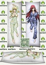 FAIRY TAIL Elza Scarlet Lucy Heartphi YP003 Anime Dakimakura 3D body pillow case