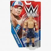 John Cena WWE Mattel Basic 71 Brand New Action Figure Toy - Mint Packaging