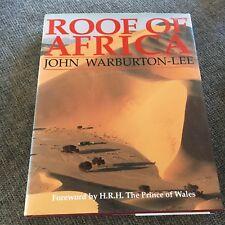 JOHN WARBURTON-LEE. ROOF OF AFRICA, HARDCOVER WJACKET, 1853103306