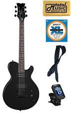 Dean Guitars EVOXM  CBK PACK Electric Guitar, Classic Black, FREE Strings Tuner