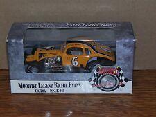 Richie Evans #6 NASCAR Modified Legend Coupe 1/64 ERTL