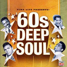 60s Deep Soul Soul Patrol Audio CD New