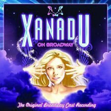 NEW Xanadu on Broadway (Original Broadway Cast Recording 2007) (Audio CD)