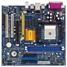ASROCK K 8 upgrade-vm800, Socket 754, via k8m800, FSB 800, DDR 400, VGA, SATA RAID