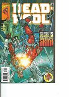 DEADPOOL #35 EXTREMELY HIGH GRADE 9.6/9.8 NM/MINT