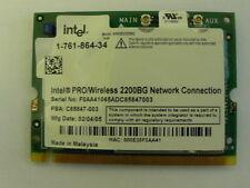 Laptop Sony wireless card WM3B2200BG 1-761-864-34