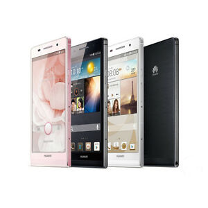 "Huawei Ascend P6 S P6S Dual SIM 3G Quad-core 4.7"" 2GB RAM 16GB ROM Android"