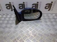 KIA SEDONA 2.9 CRDI 2004 DRIVERS SIDE FRONT DOOR MIRROR (CRACKED GLASS)