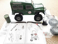 FTX OUTBACK 2, 1/10 SCALE 4X4 RC CRAWLER PLUS SPARES