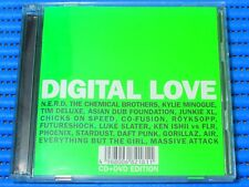 Digital Love / Daft Punk,N.e.r.d,Massive Attack / Japan Import / CD+DVD