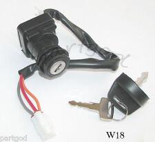 Ignition Key Switch For Suzuki LT-Z400 LTZ400 2005 2006 2007 2008 ATV Part #96 A