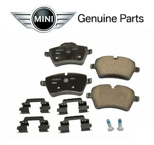For Mini Cooper R60 Countryman R61 Paceman 1.5 1.6 L4 Front Brake Pad Set OES