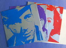 Warner Brothers 50 Years of Film 1973 Vinyl Record Set 33 RPM LP