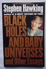 Black Holes and Baby Universes : And Other Essays by Stephen W. Hawking 1st/1st
