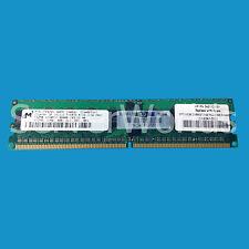 HP 345112-051 512MB DDR2 EEC Mem 359241-001, 384163-B21, 413384-001