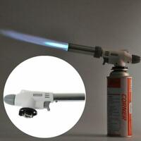 Metal Flame Gun BBQ Heating Ignition Butane Camping Gas Welding 2020 Torch V9Q4