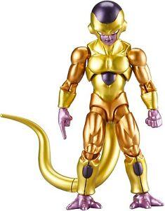 """Bandai Dragon Ball Super Evolve Golden Frieza 5"""" Action Figure USA Seller"""