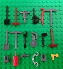 *NEW* Lego Tools Weapons Binoculars Gun Brooms Shovel Picks Spanner for Figs