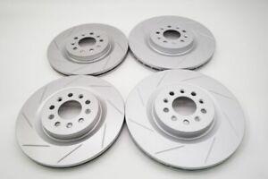 Aston Martin Db9 V8 Vantage front and rear brake rotors TopEuro #806
