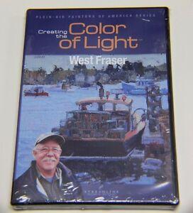 West Fraser: Creating the Color of Light - Art Instruction DVD
