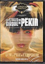 DVD ZONE 2--SPECTACLE--LES ETOILES DU CIRQUE DE PEKIN - LI YA LA FILLE--NEUF