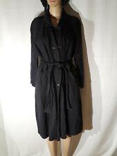Transit Par Such Women's Trench Coat Cotton Blend Size 4
