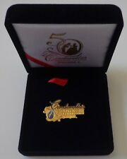 Disneyland Cinderella 50th Anniversary Pin In Velvet Box Le 1950