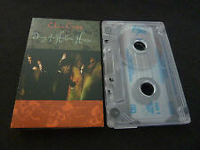 CHINA CRISIS DIARY OF A HOLLOW HORSE ULTRA RARE AUSSIE CASSETTE TAPE!
