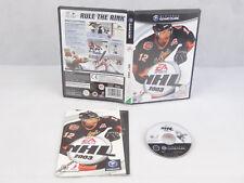 Nintendo GameCube NHL 2003 Complete PAL