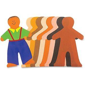 NEW Roylco Paper Doll Pad - 40 Figures