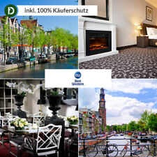 Amsterdam 3 Tage Uithoorn Kurzurlaub Airport-Hotel Reise-Gutschein Niederlande