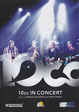 [BRAND NEW] DVD: 10CC IN CONCERT - CLEVER CLOGS