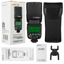 Godox TT685N 2.4G 1/8000s HSS TTL Blitz Aufsteckblitz für Nikon Kamera