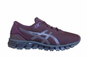 Asics Gel-Quantum 360 Shift Burgundy Lace Up Mens Running Trainers T72VQ 3333