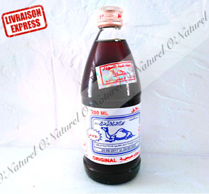 Huile de Nigelle d'Arabie Saoudite 100% Pure Al Jamal 200ml Black Seed Oil