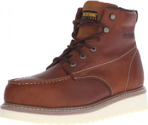 Wolverine Men's W08289 steel toed Boot