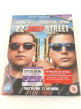 22 Jump Street Blu Ray Movie New Sealed Jonah Hill Channing Tatum Comedy Film