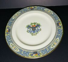 "Lenox Autumn 8 1/2"" Salad/Bread Plate Bone China *Presidential- Gold Stamp*"
